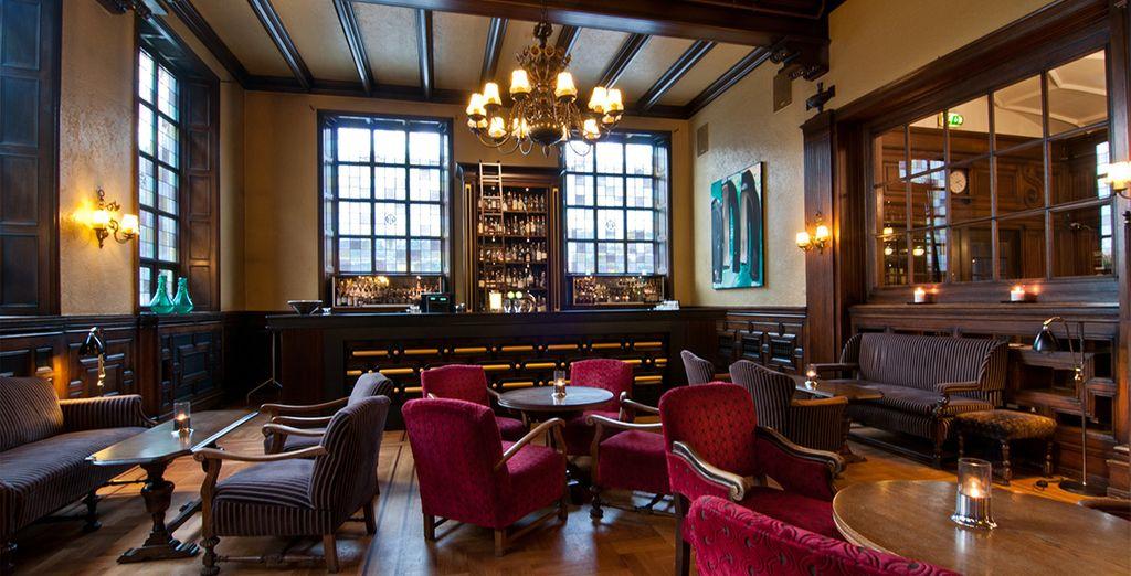 A cosy, refined hotel