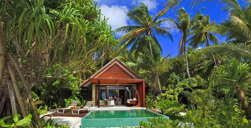 You may never want to leave NIYAMA by Per Aquum... - NIYAMA by Per Aquum 5* Maldives
