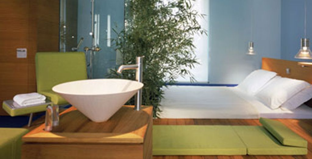 - Hi Hotel Eco Spa & Beach**** -  Nice - France Nice