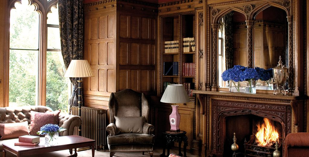 Discover this decadent country house
