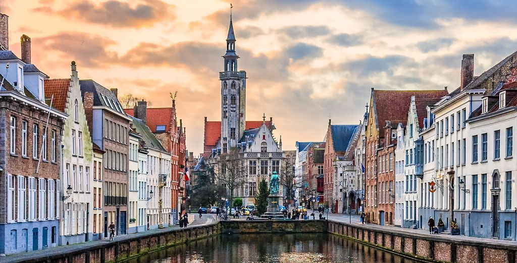 City Breaks in Europe : Bruges