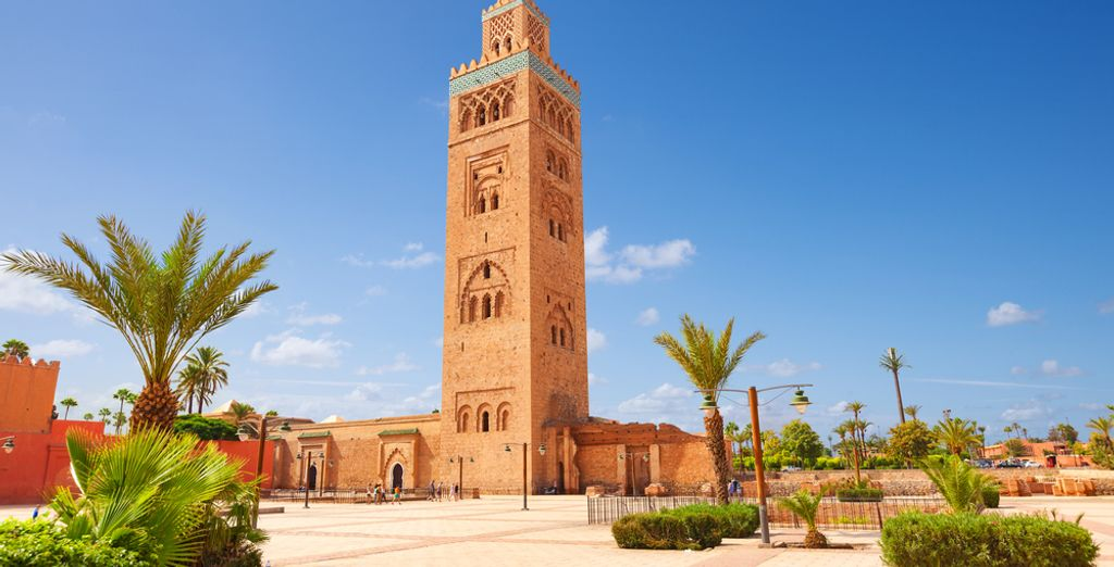holidays to Marrakech : Medina