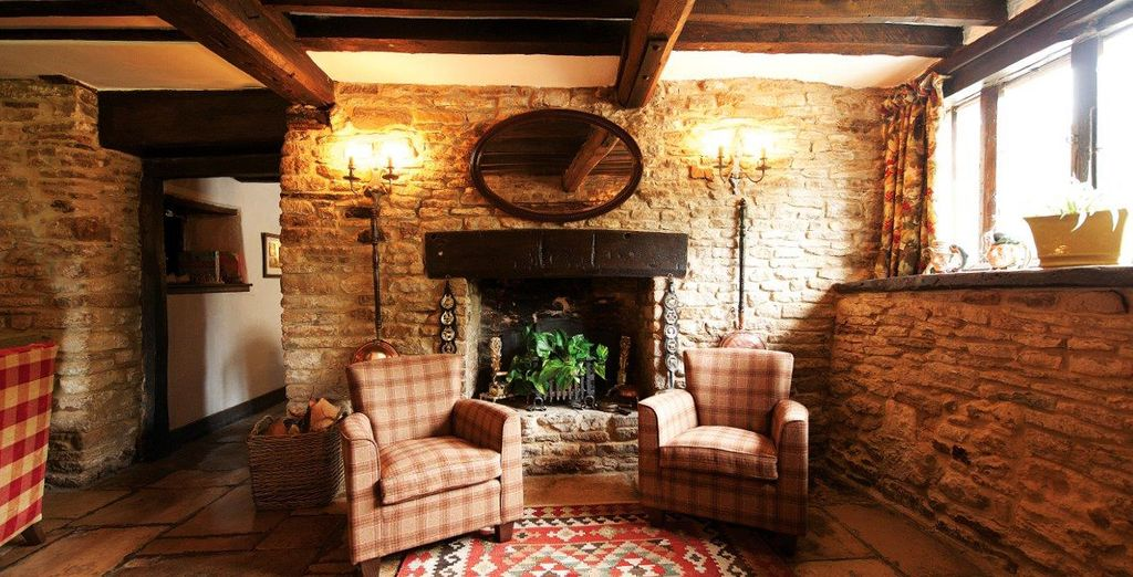 Cosy up this winter and discover a quintessential countryside escape - The Old Swan & Minster Mill 5* Cotswolds