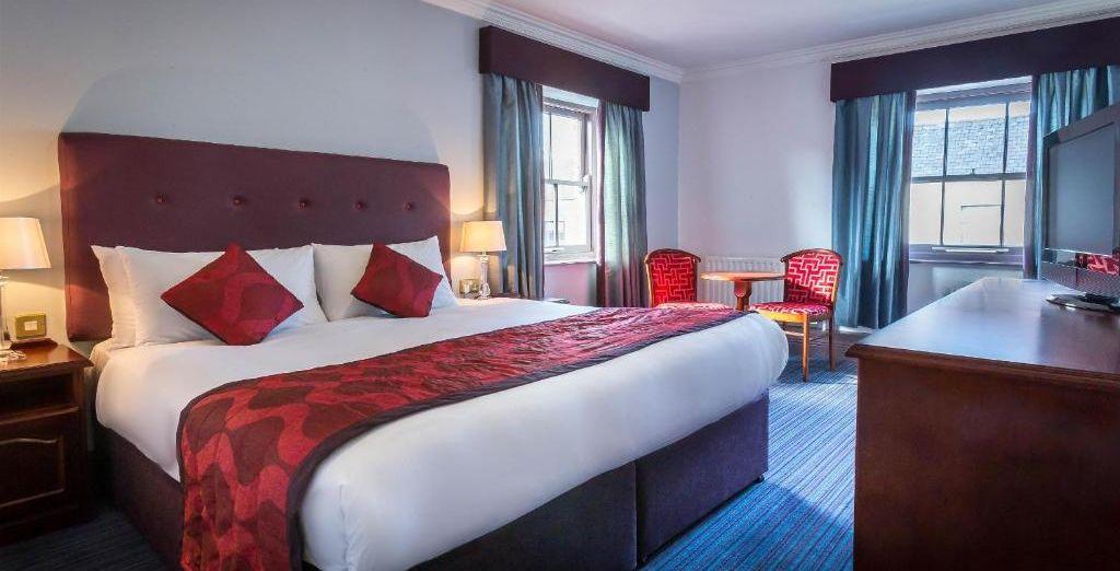 Belvedere Hotel 3* - city break in dublin