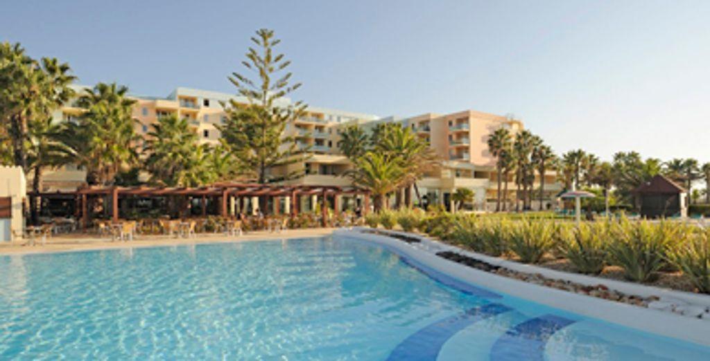 - Pestana Viking Beach & Spa Resort**** - Algarve - Portugal Porches