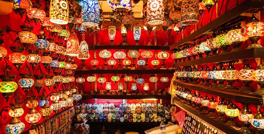 To the Grand Bazaar