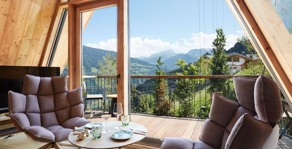 HochLeger Luxury Chalet Resort 4*