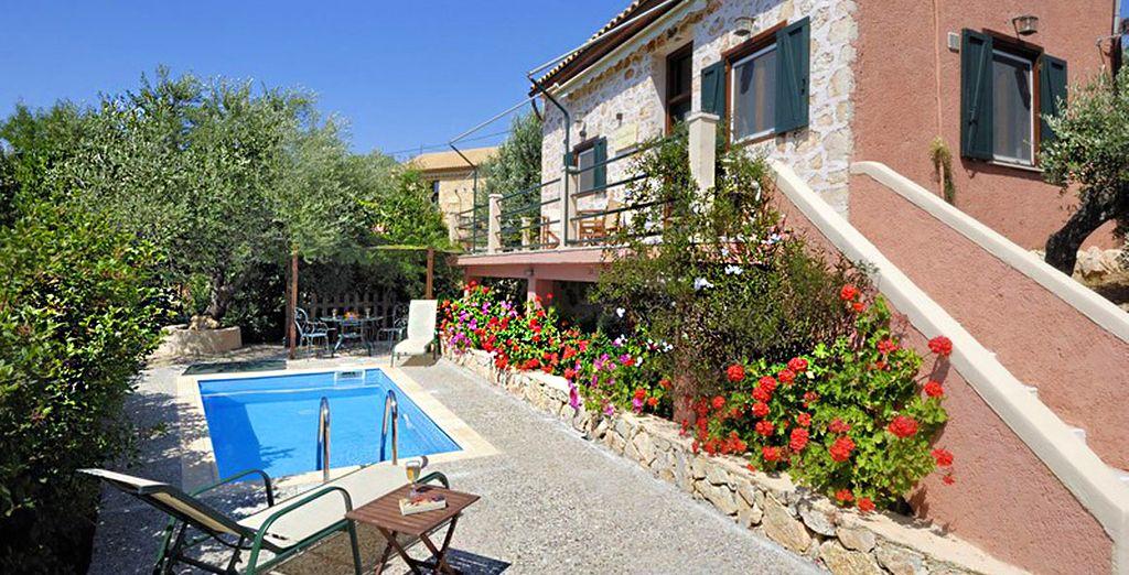 Marvellous Greek villas