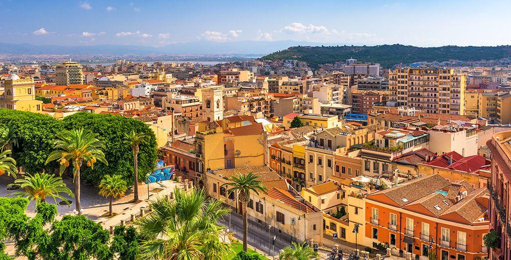 Last minutes deals to Cagliari, Sardinia