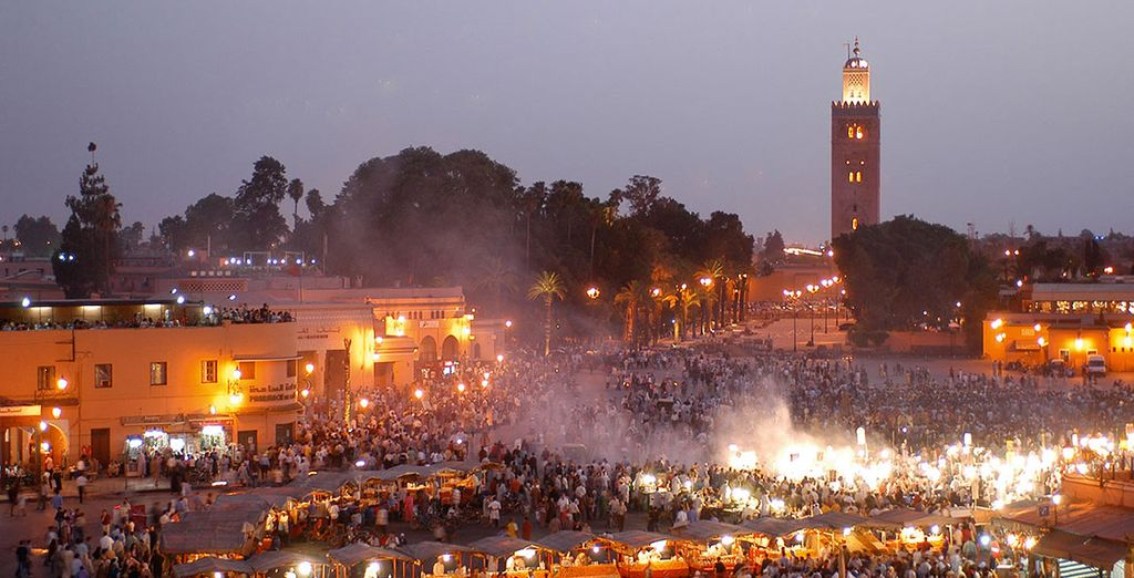 Top activities in Marrakech