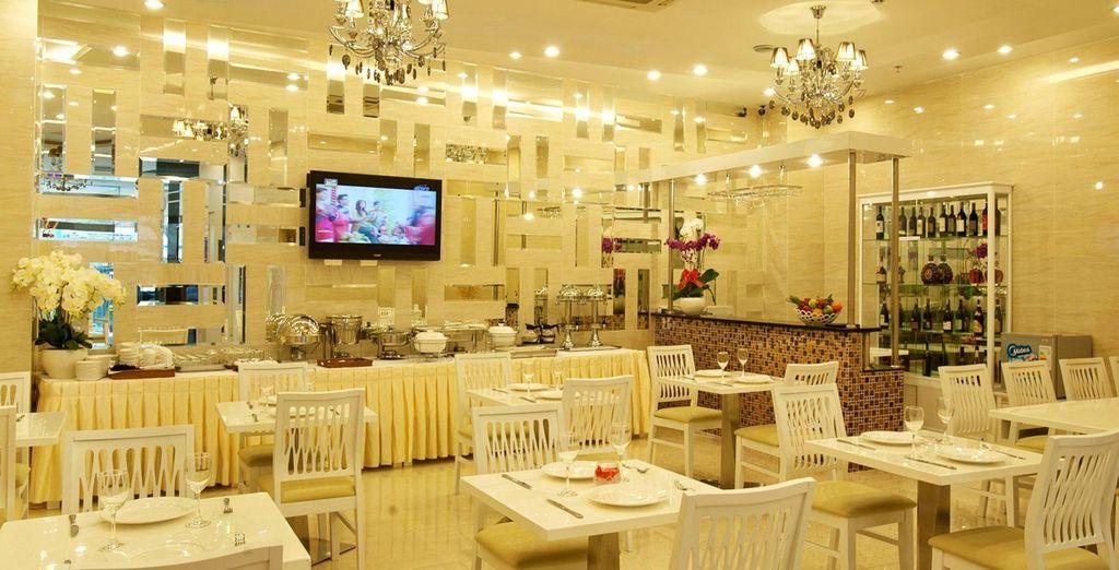 You'll enjoy the finest Vietnamese hospitality (Ruby River)