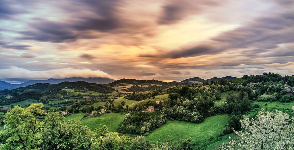 Explore the many hidden treasures of the walled city of Urbino