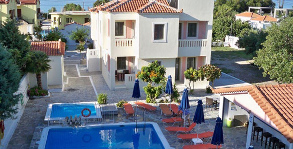 - Aphrodite Hotel & Suites**** - Samos - Greece Samos