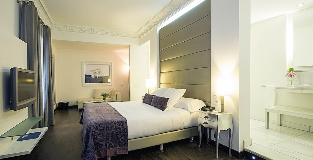 Or 3 night stays will be upgraded to a spacious Deluxe Room