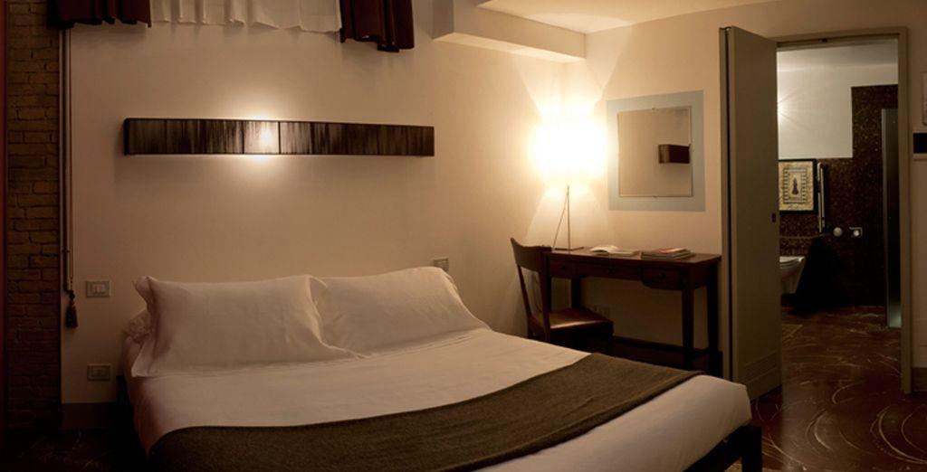 Sleep in a Standard Room