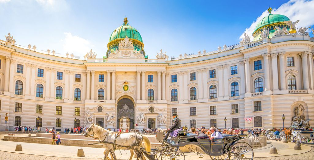 City Breaks in Vienna : Imperial Treasury