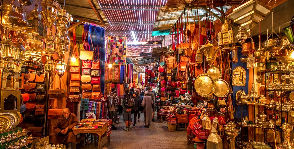 Marrakech and Atlas Mountains Adventure