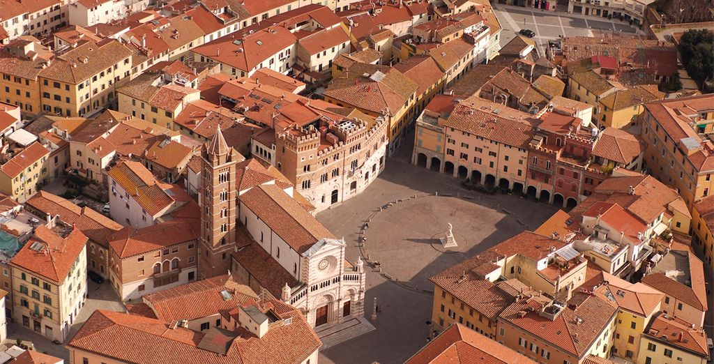 Explore this paradime of Italian life in the nearby Grosseto