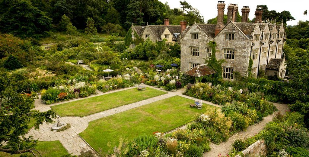 Gravetye Manor 4*