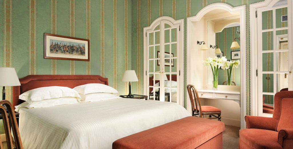 Relax in your Superior Room...
