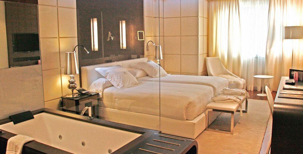 Stay in a spacious & modern Premium Loft...