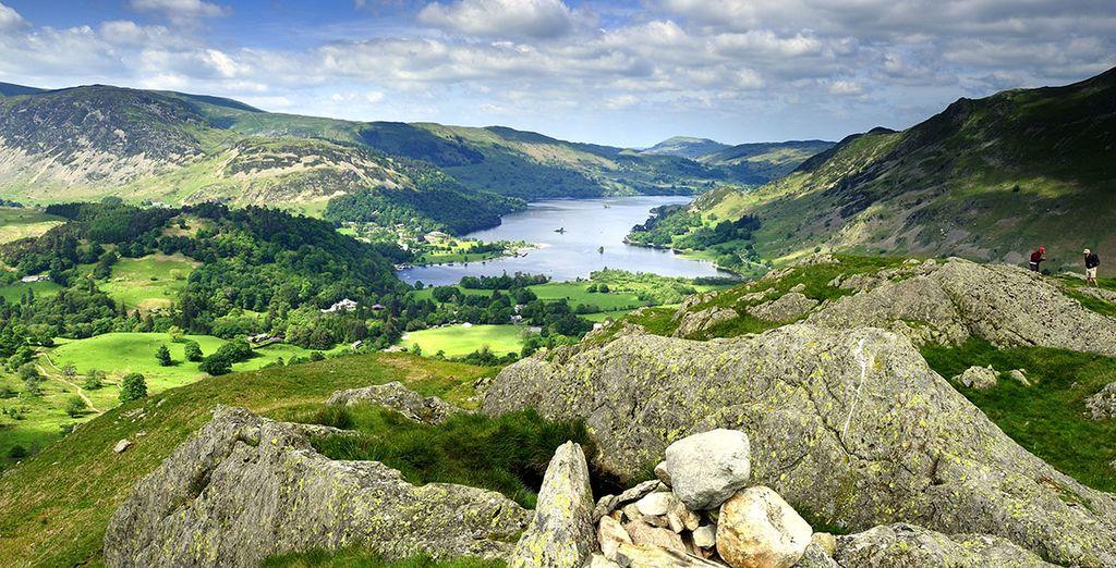 Explore the secrets of Lake District
