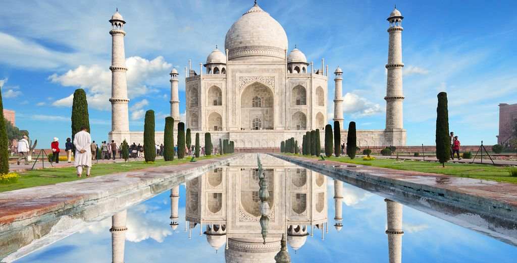 Discover the enchantment of India