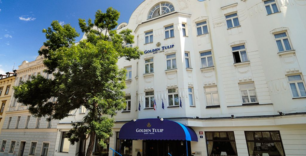 - Golden Tulip Savoy Prague***** - Prague - Czech Republic Prague
