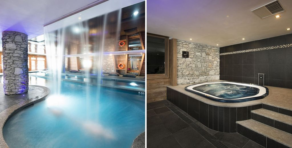 Where you can ease tired muscles after a day on the slopes