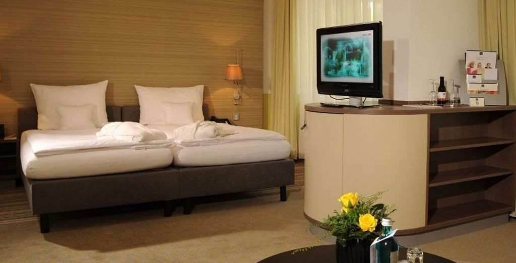 Discover your comfortable room
