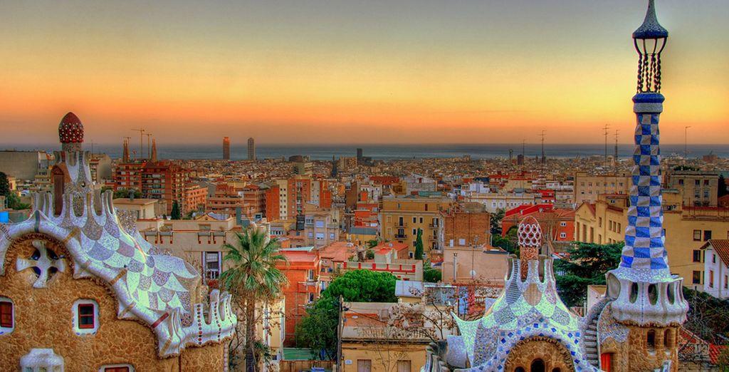 An spectacular city on your doorstep