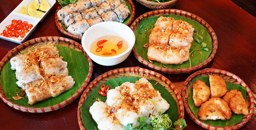 Where you will be taken on a culinary tour of Vietnam's mouth-watering street food