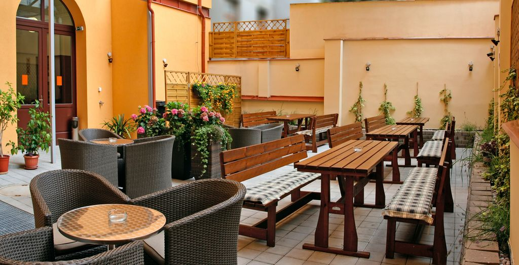 Ambiance Hotel 4* - last minute deals