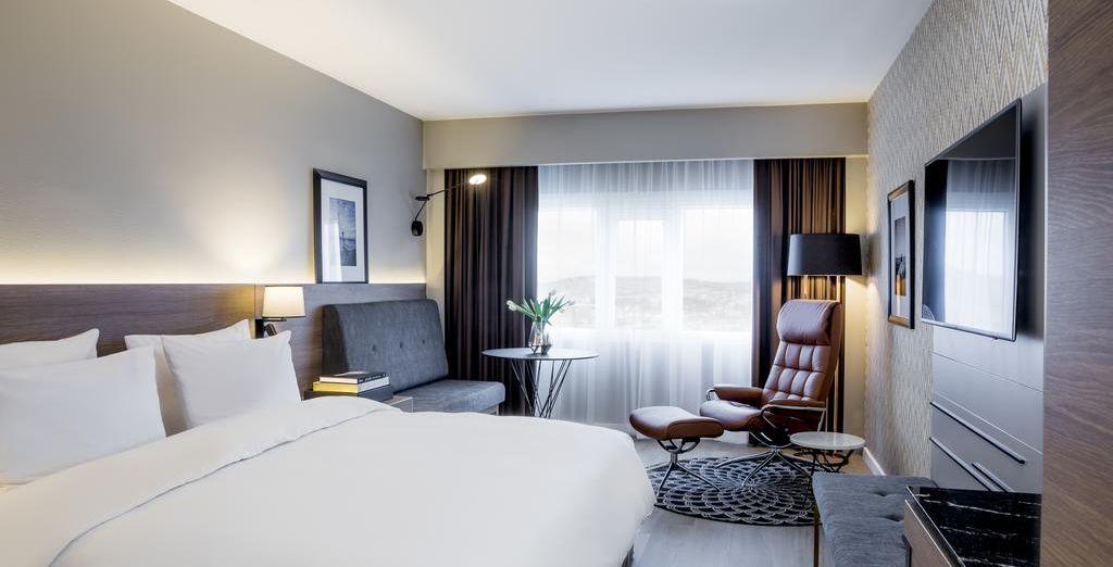 Radisson Blu Plaza Hotel Olso 4* - city break