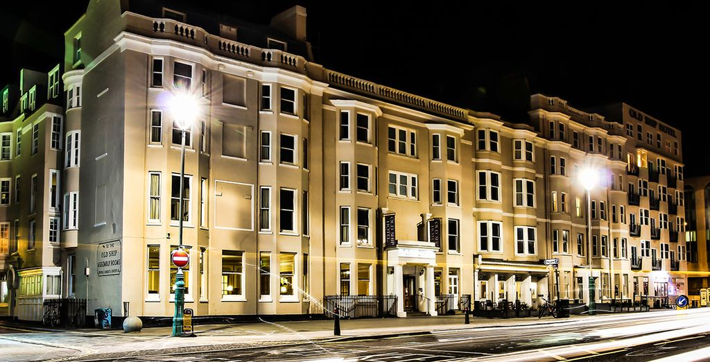 Old Ship Hotel 4*