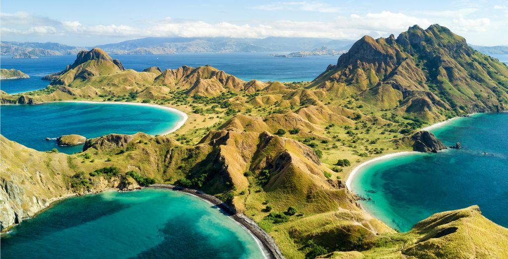Discover unbelievable scenery of Indonesia