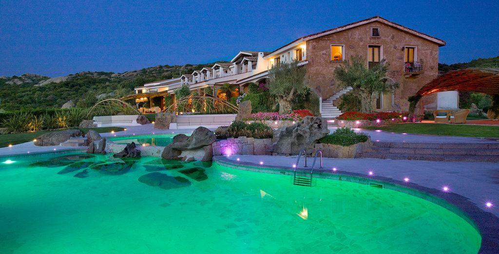 The ideal spot to enjoy Sardinia!