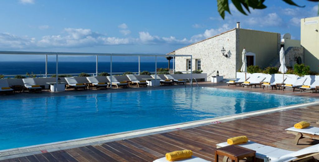 - Atrium Hotel****- Skiathos - Greece Skiathos