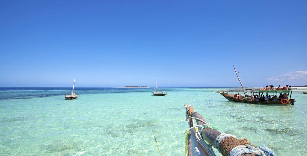 Explore the Indian Ocean