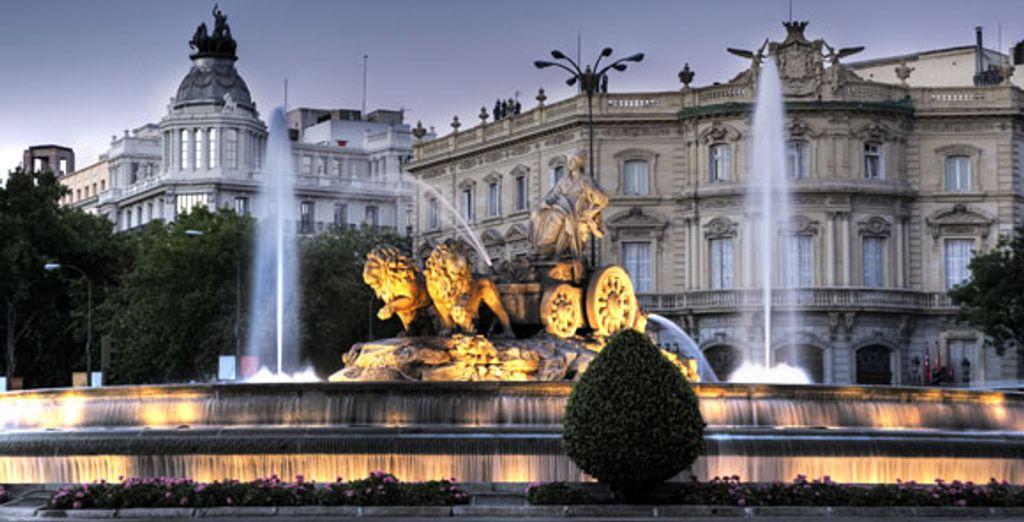 - NH Parque de las Avenidas**** - Madrid - Spain Madrid