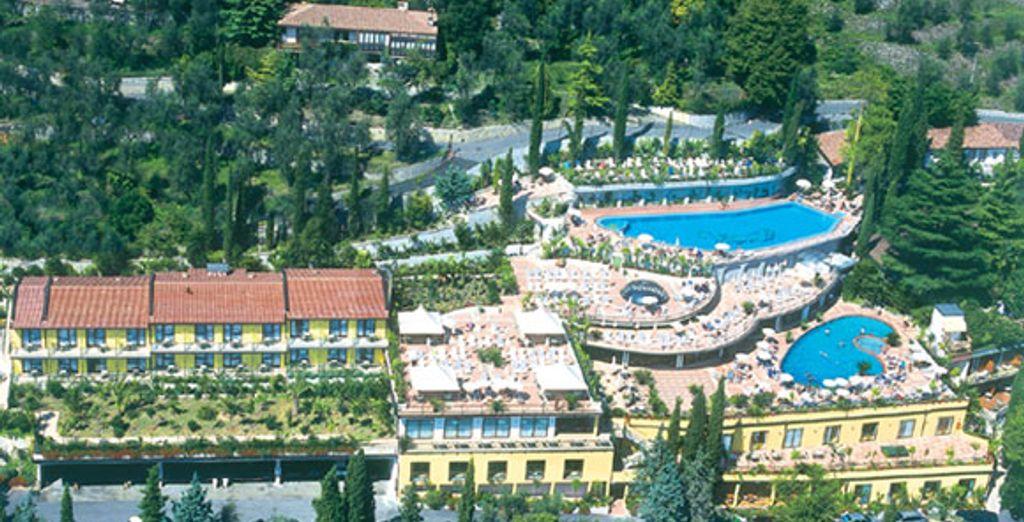 Pietro - Hotel San Pietro**** - Lake Garda - Italy Lake Garda