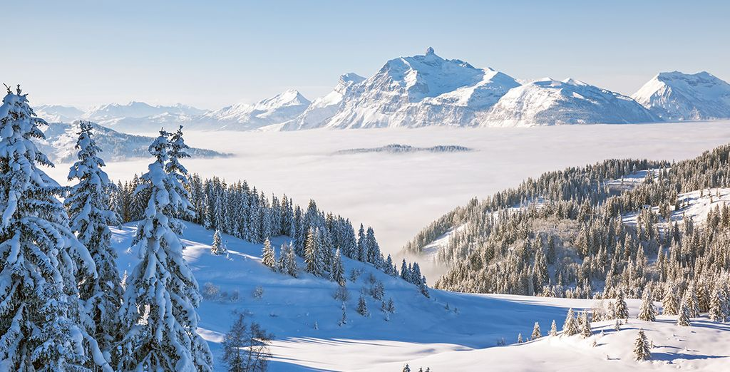 Head for the mountains this Winter!