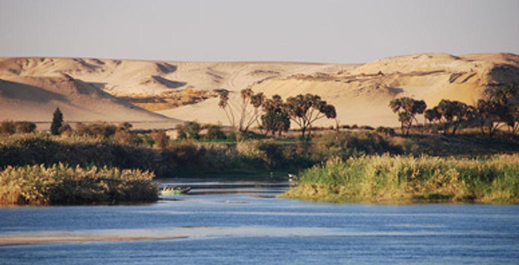 - Amarante Nile Cruise***** - Luxor - Egypt Luxor