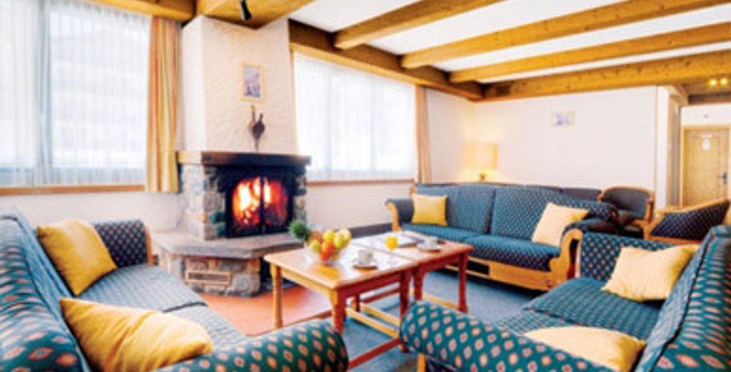 - Chalet Hotel Ambassador**** - Saas Fee - Switzerland Saas Fee