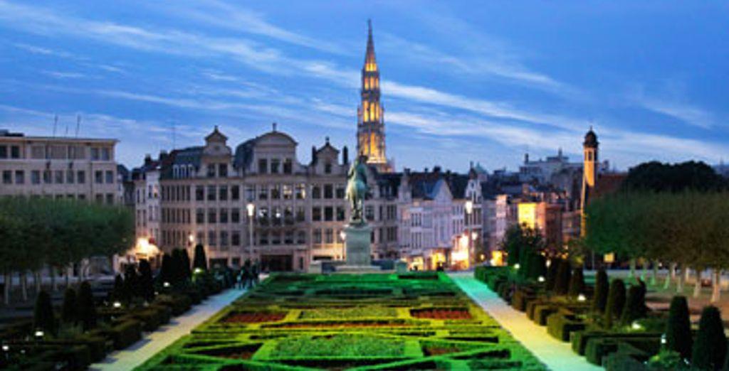 - Royal Windsor***** - Brussels - Belgium Brussels