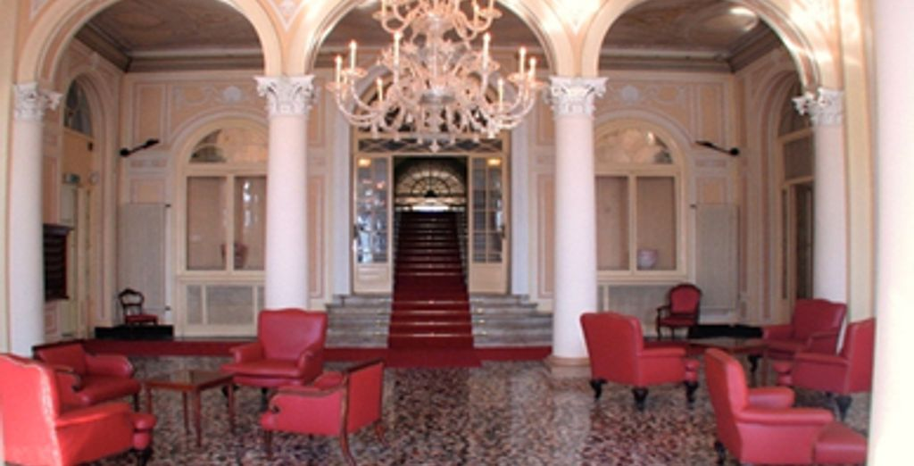- Grand Hotel Cadenabbia**** - Lake Como - Italy Como