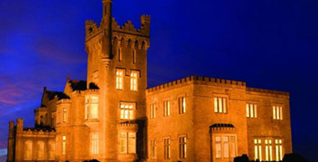 - Lough Eske Castle ***** - Donegal - Ireland Donegal