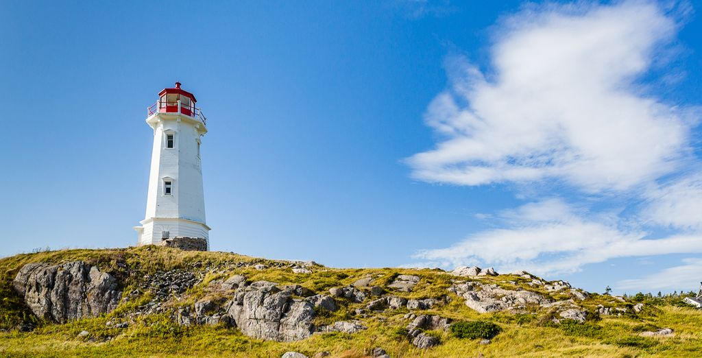 Take in the rugged beauty of Sydney, Nova Scotia