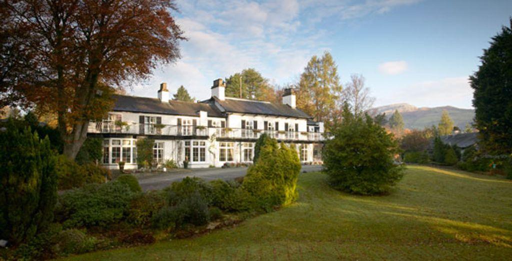 - Rothay Manor Hotel*** Cumbria - Lake District  Lake District