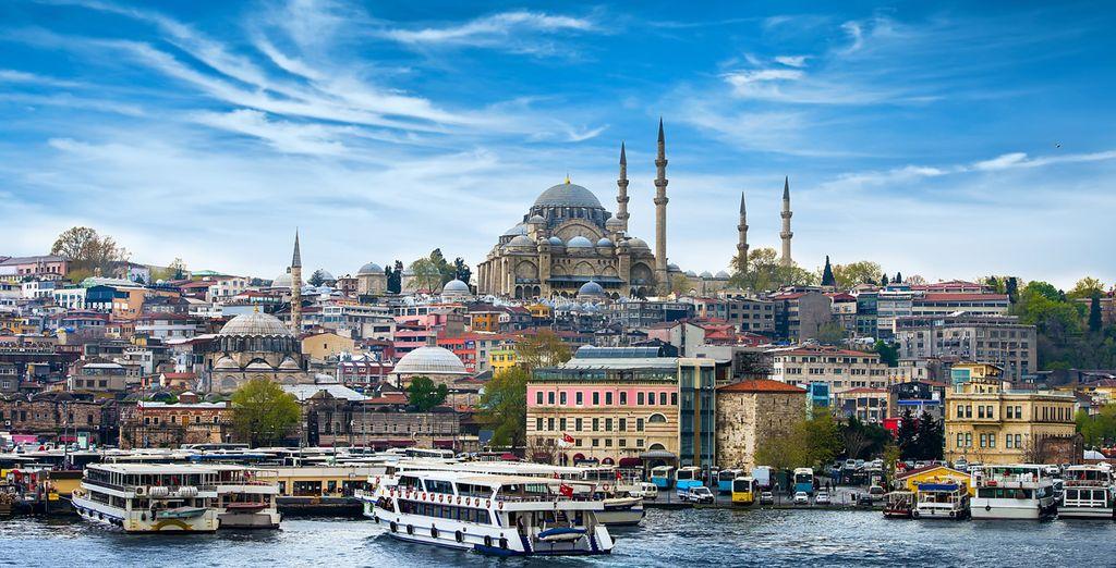 City Breaks in Istanbul
